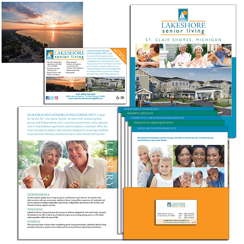 Lakeshore Senior Living Collateral
