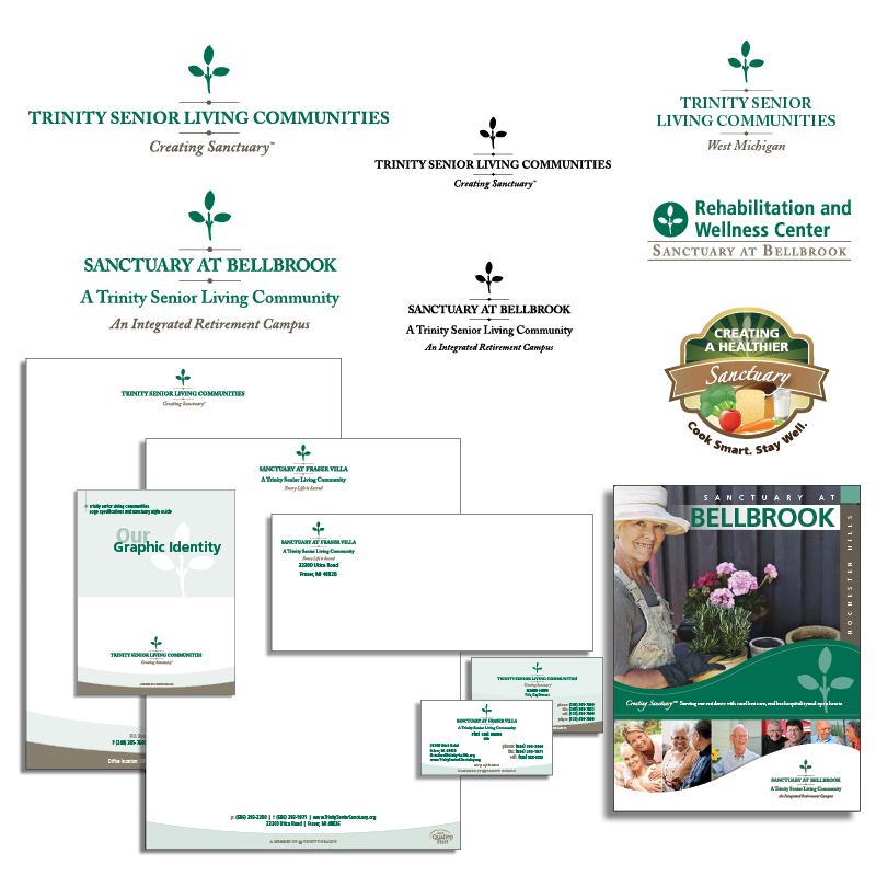 Trinity Senior Living Communities Corporate ID